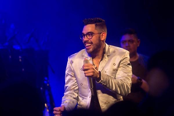Gabriel Diniz apresenta hoje sucessos no Aparecida é Show