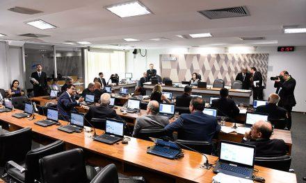 No Senado, CCJ aprova votação aberta sobre prisão de parlamentares