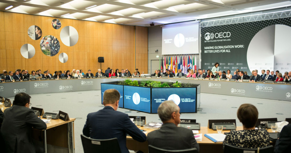 OCDE reduz para 3,2% perspectiva de crescimento global