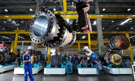 Faturamento da indústria de bens de capital cresce 4,3%, diz Abimaq