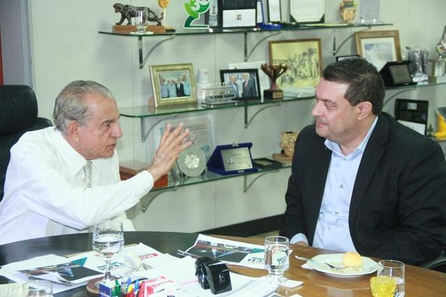 Sebrae e Prefeitura de Goiânia fecham parceria para o Mutirão Tech
