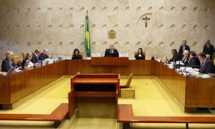 Supremo estende imunidade de prisão a deputados estaduais