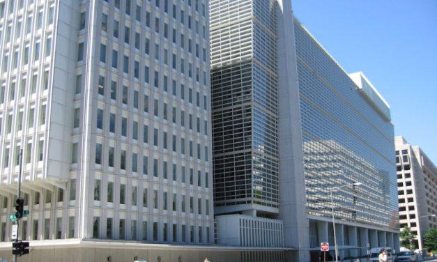 Banco Mundial reduz previsão de avanço da economia brasileira em 2019