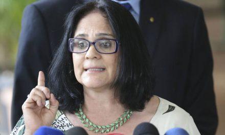 Alego recebe ministra Damares Alves para lançamento de campanha contra suicídio infanto-juvenil