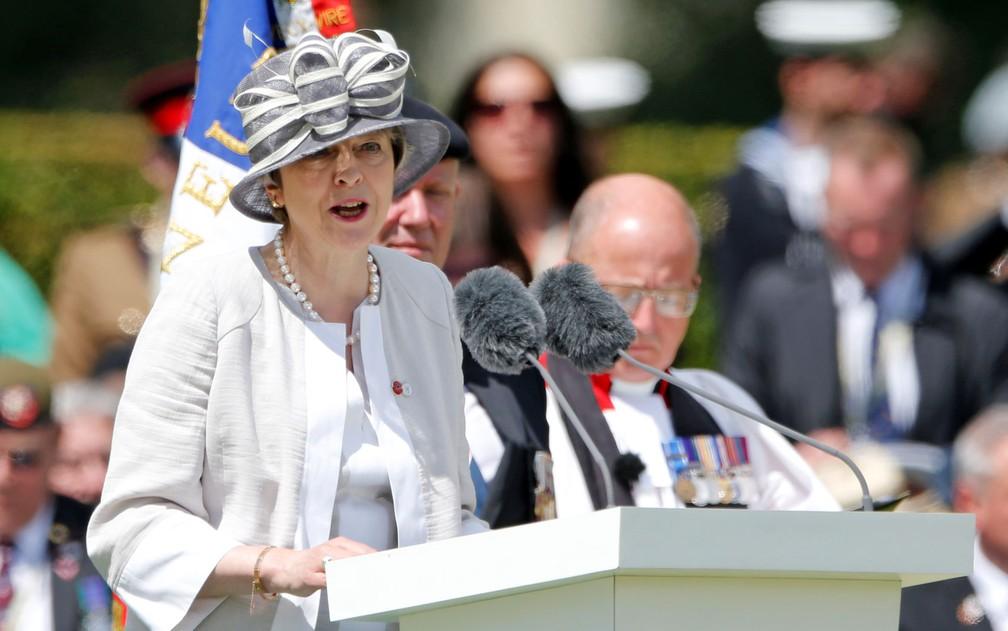 Theresa May deixa oficialmente a liderança do Partido Conservador