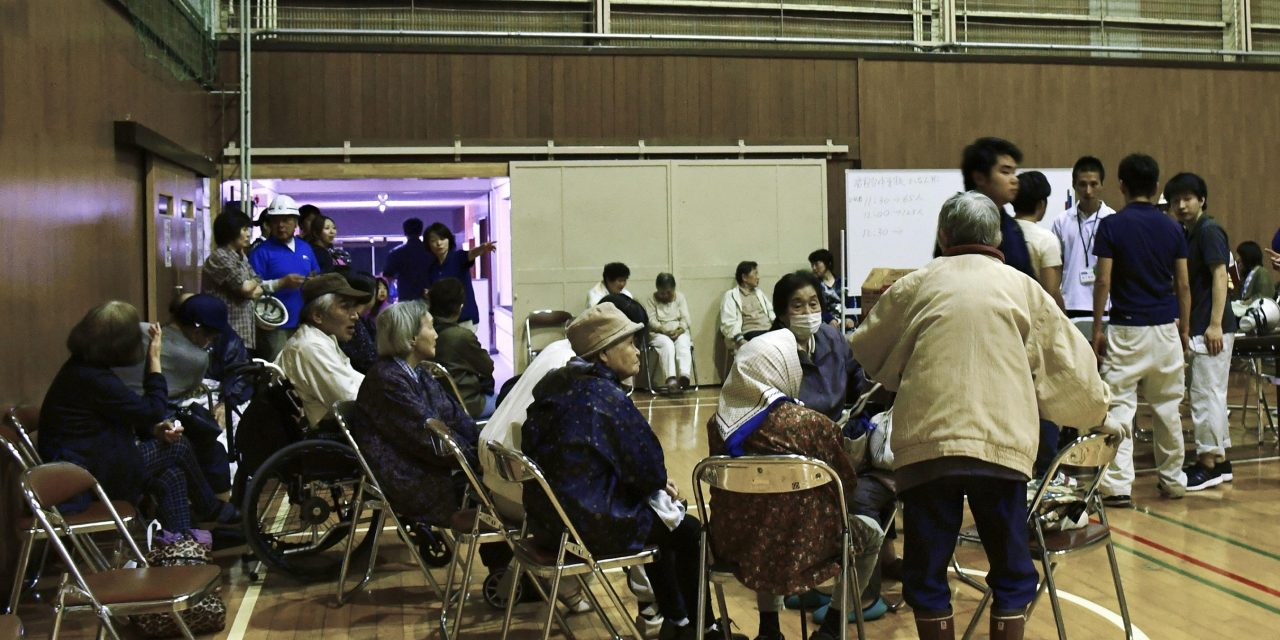 Terremoto de magnitude 6,7 atinge o norte do Japão e deixa 28 feridos