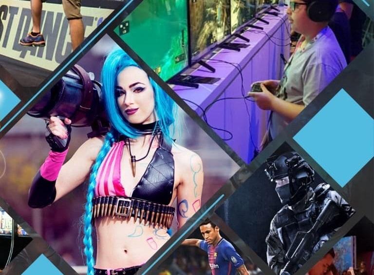 'Up Expo Game' chega a Goiânia neste fim de semana