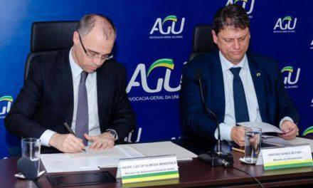 AGU cria força-tarefa para garantir investimentos em infraestrutura