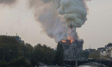 Apenas 9% das doações prometidas para Notre-Dame foram repassadas