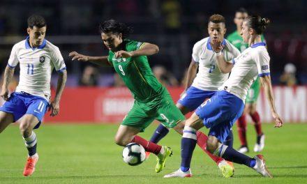 Seleção brasileira enfrenta a Venezuela hoje pela Copa América