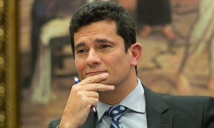 Vereador propõe título de cidadão goianiense ao ministro Sérgio Moro
