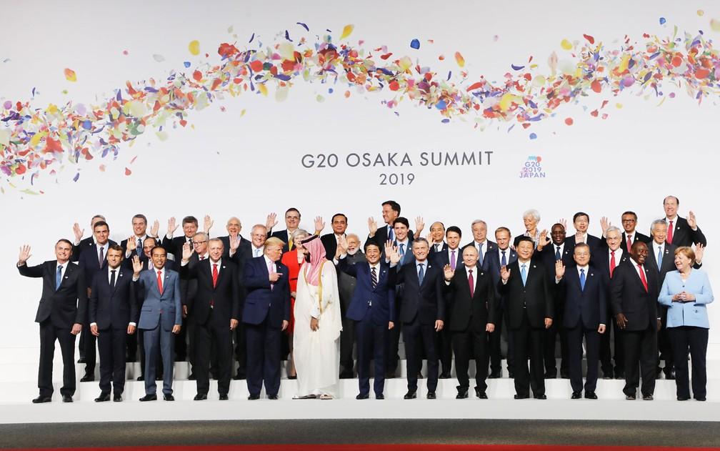 G20 termina com apoio dos países aos fundamentos do livre-comércio