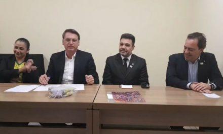 Bolsonaro critica decisão do Senado de sustar decreto de armas