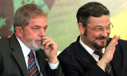 Lula, Palocci e Paulo Bernardo viram réus acusados de receber propina da Odebrecht