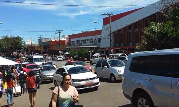 Obras na Praça do Trabalhador alteram trânsito na região da 44; saiba o que muda