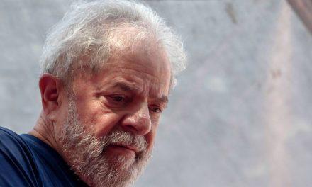 STF decide manter Lula preso até análise de suspeição de Moro