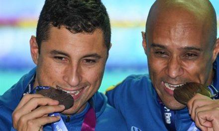 Atletas do Brasil levam prata e bronze nos 50 m peito no Mundial de Natação