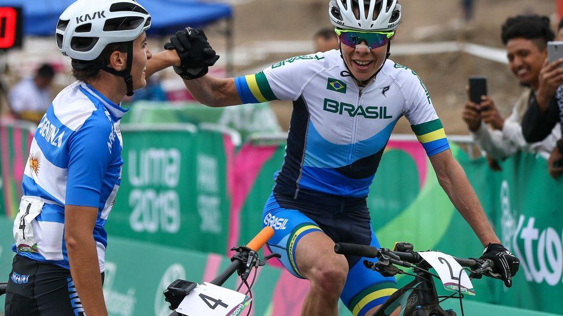 Pan: Brasileira conquista medalha de bronze no mountain bike