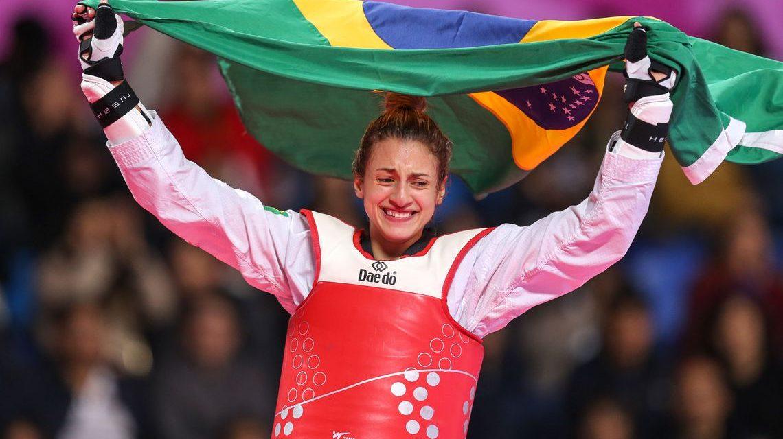 Pan: Taekwondo brasileiro faz história com ouro inédito de Milena Titoneli