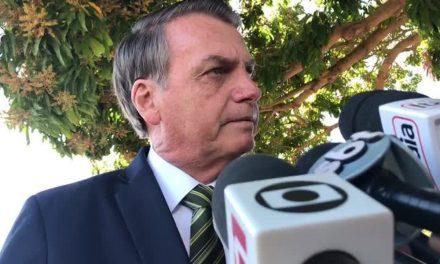 Bolsonaro chama de 'balela' documentos de mortes na ditadura