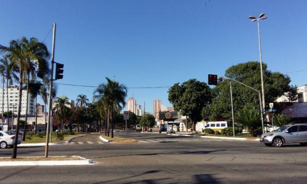 Interdição da Avenida Goiás começa nesta terça-feira, em Goiânia