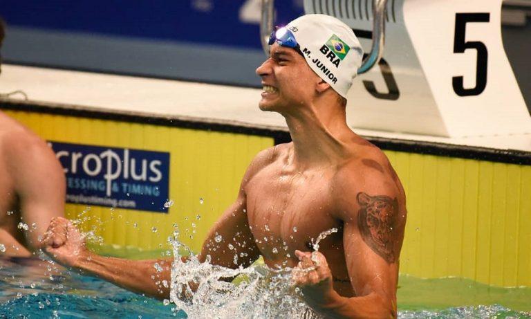 Nadador conquista sexto pódio do Brasil na Universíade de Verão
