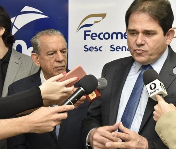 Fecomércio e Prefeitura de Goiânia lançam o sistema Empresa Fácil