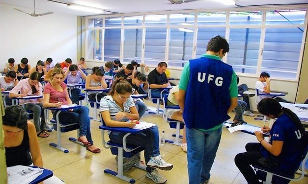 UFG abre inscrições para cursinho preparatório para o Enem
