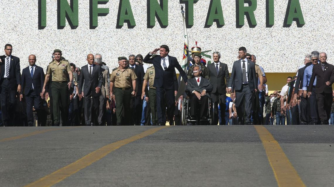 Bolsonaro diz que governo fez sua parte na reforma da Previdência