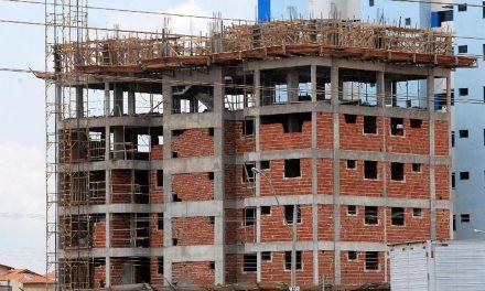 Inflação da construção civil é de 0,35% em junho