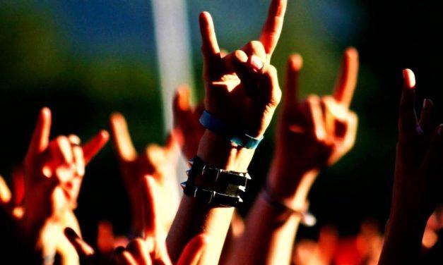 Dia Mundial do Rock é comemorado com shows de graça em Goiânia