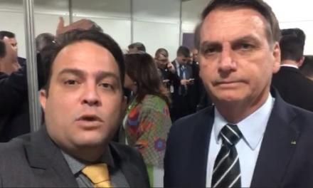 Bolsonaro assina privatização da ferrovia Norte-Sul em Anápolis
