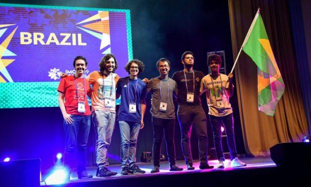Brasil ganha seis medalhas na Olimpíada Internacional de Matemática