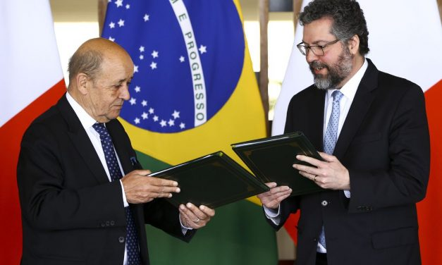 Brasil e França destacam importância do acordo Mercosul-UE