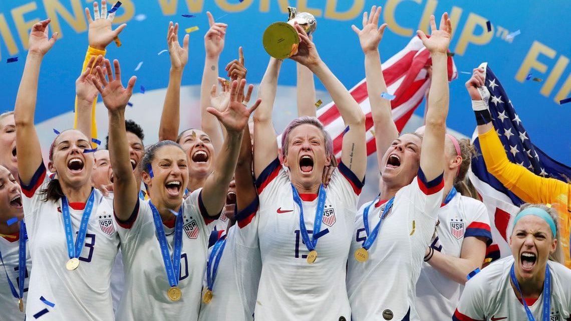 É tetra! Estados Unidos passam por cima da Holanda e conquistam a Copa do Mundo