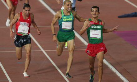 Pan: Brasil fatura 2 medalhas de prata no atletismo