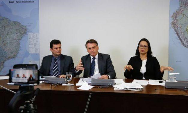 Bolsonaro defende votação da PEC da Maioridade Penal no Senado