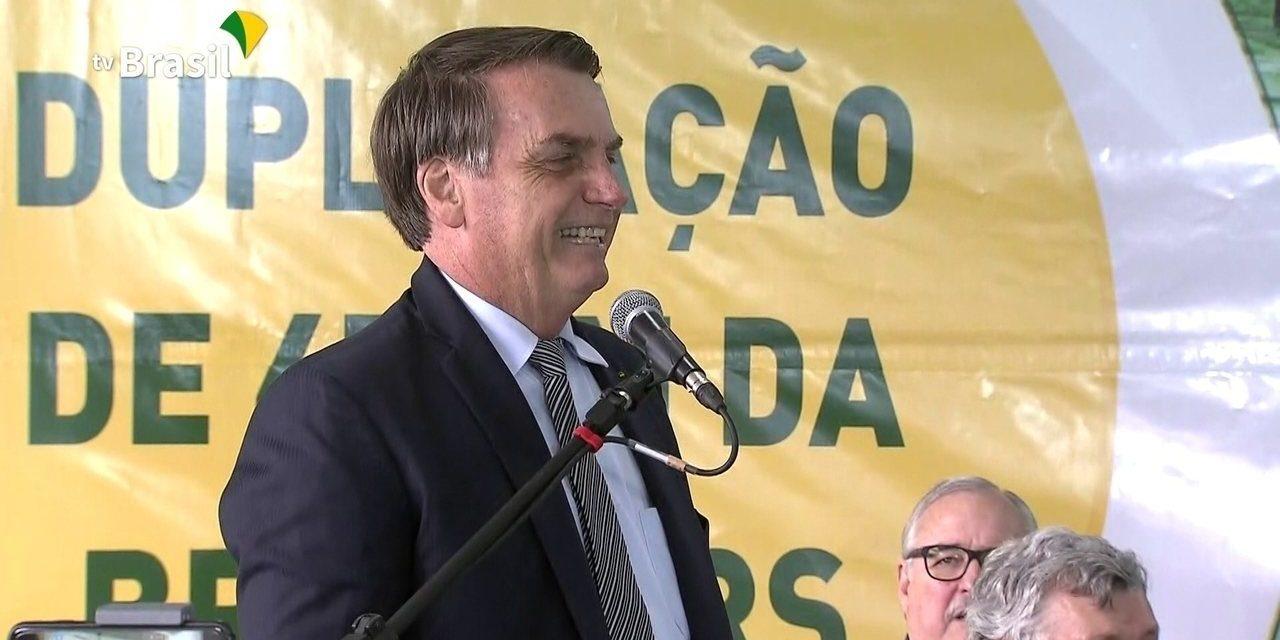 Bolsonaro promete fim de radares móveis