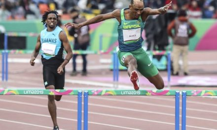 Pan: Alison dos Santos conquista medalha de ouro