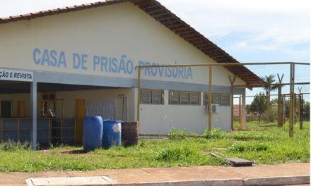 Superlotação faz TJ proibir entrada de novos presos na CPP, em Aparecida de Goiânia