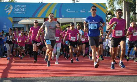 Circuito Sesc de Corridas: Etapa Jataí acontece neste fim de semana