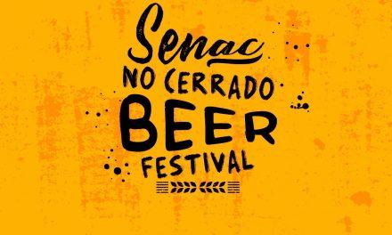 Senac oferece oficinas de gastronomia no Cerrado Beer Festival