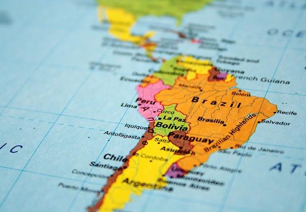Brasil cai 6 pontos no Indicador de Clima Econômico da América Latina