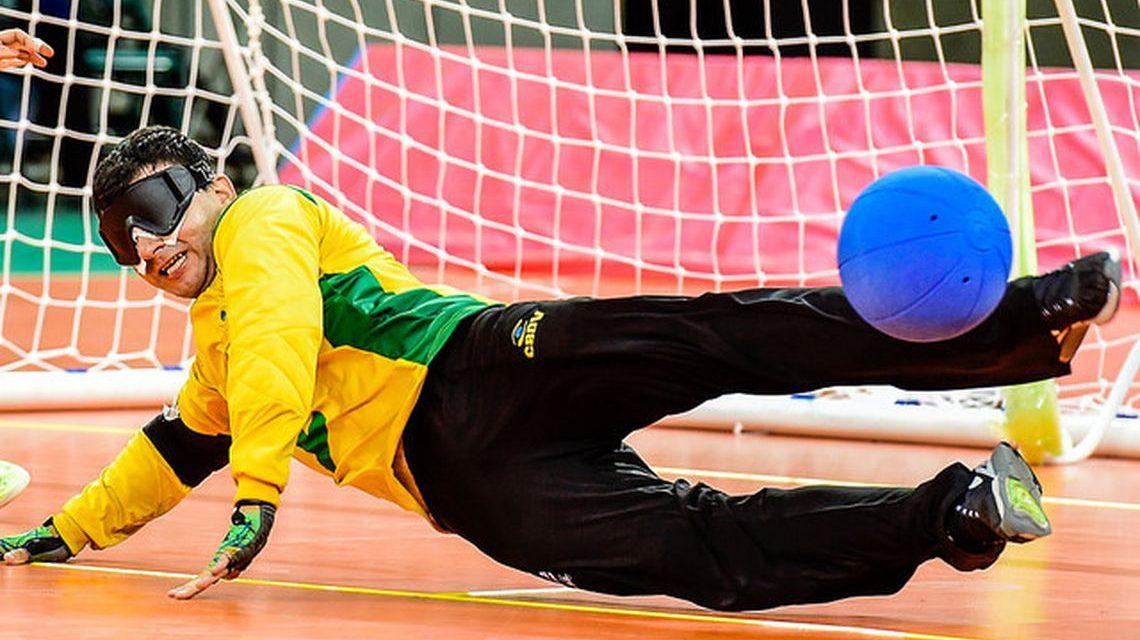 Brasil chega ao Parapan de Lima como favorito no goalball