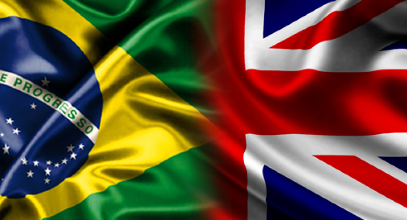 Brasil e Reino Unido assinam cooperação para facilitar comércio