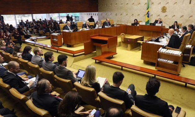 STF mantém 14 dispositivos da Lei de Responsabilidade Fiscal