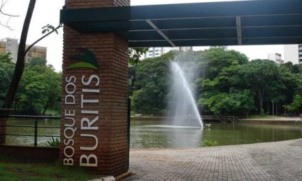 Prefeitura e Alego lançam projeto de revitalização do Bosque dos Buritis