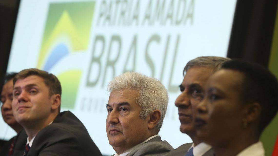 Ministros do Brics discutem parcerias em tecnologias digitais