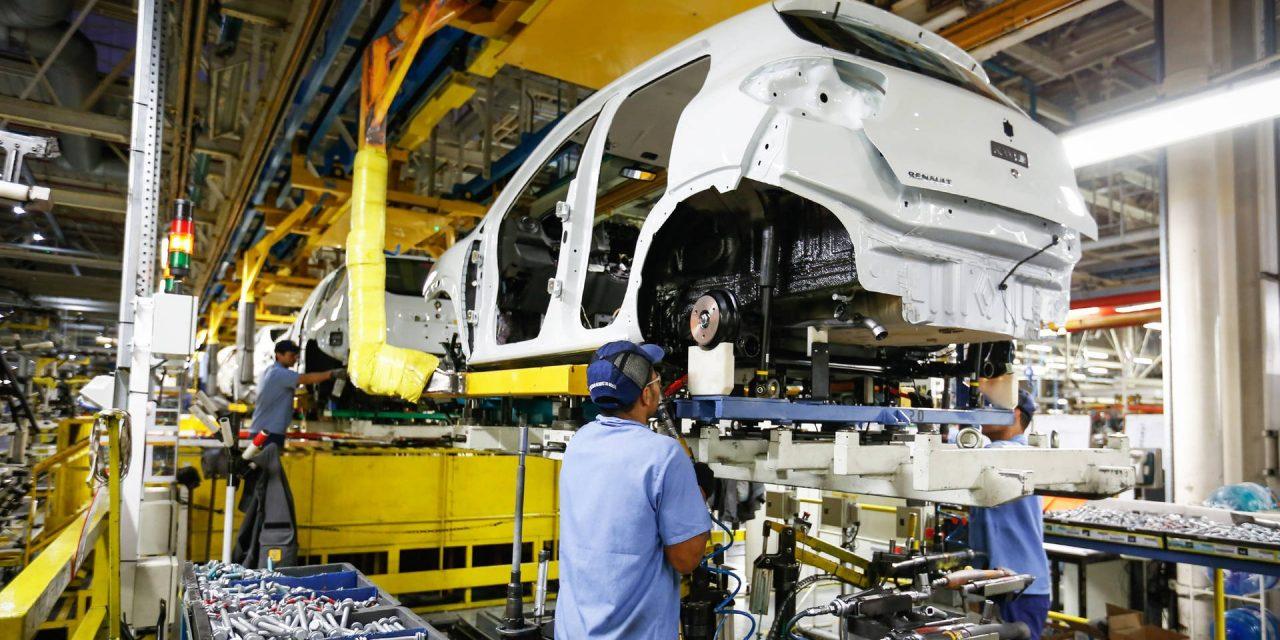 Produção industrial cai 0,6% em junho, no segundo mês negativo seguido