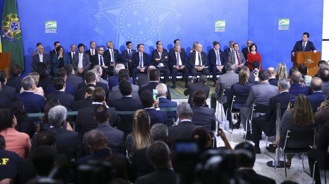Governo lança projeto-piloto de segurança pública em cinco cidades